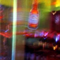 blurry bar photo