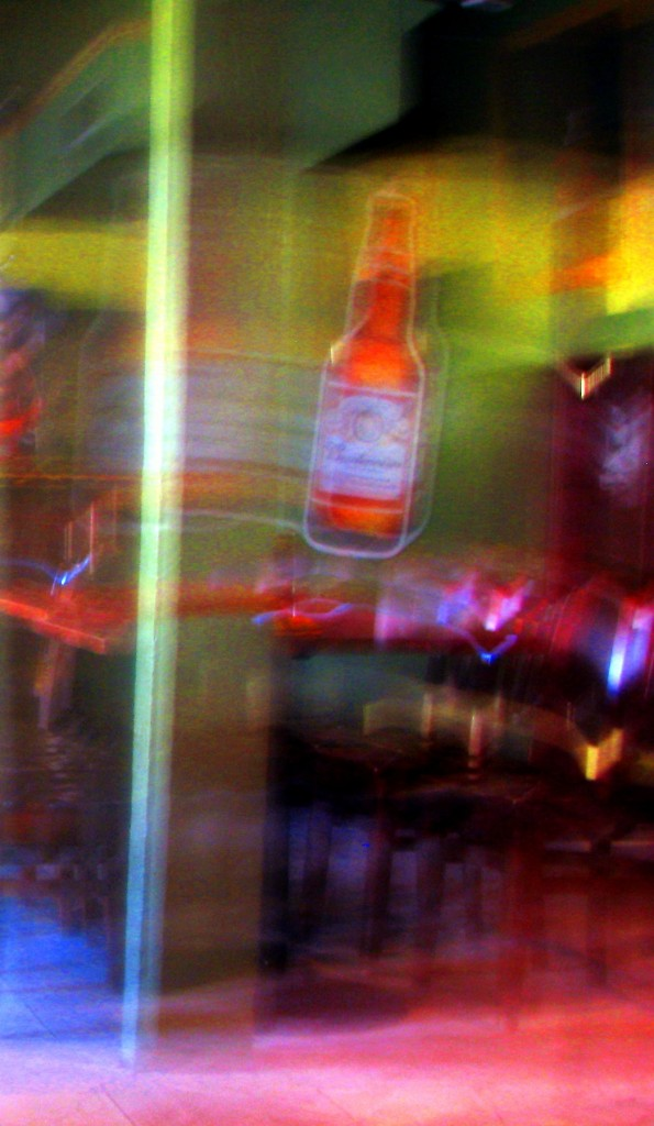 blurry bar photo